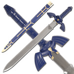 Link&#039;s Master Sword - Legend of Zelda: Twilight Princess - Steel 46&quot;
