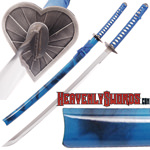 Bleach - Lou Wo Heart Japanese Katana 41""