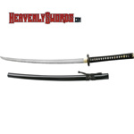 Damascus Samurai Battle Sword