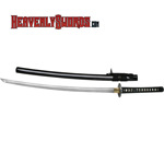 Raijin Folded Katana - Thunder God - Black