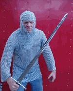 Head and Body Chain Mail