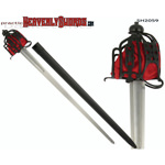 Hanwei - Practical Basket Hilt Broadsword
