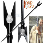 Staff of Saruman the White Lord of the Rings LOTR