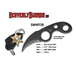 S&W Badge Knife Black