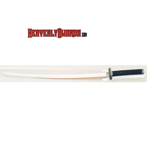 Samurai Sword - Antique Silver