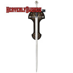 Anduril - The Sword of King Elessar Lord of the Rings LOTR 57 7/8""