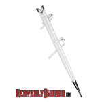 White Scabbard for Glamdring - Sword of Gandalf the White