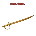 Wooden Pirate Cutlass 30""