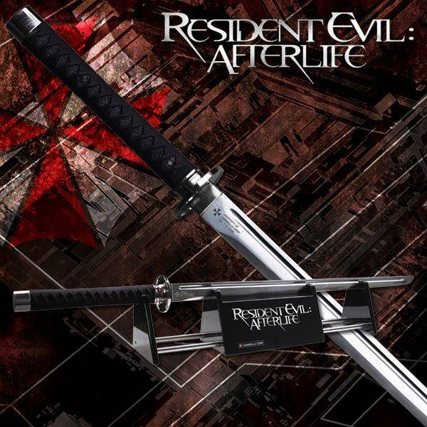 Resident Evil Afterlife Alice&#039;s Sword 41 1/4&quot;