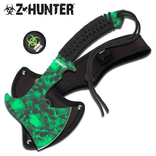 ZOMBIE Hunter Tactical Axe