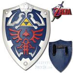 Legend of Zelda - Link&#039;s Hylian Shield (Fiberglass)
