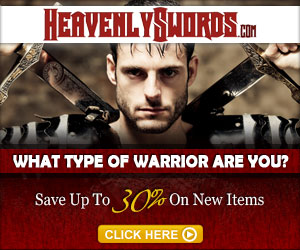 What Kind of Warrior Are You? - HeavenlySwords.com