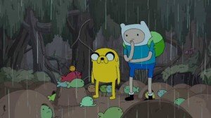 What Time Is It Adventure Time Heavenly Swords
