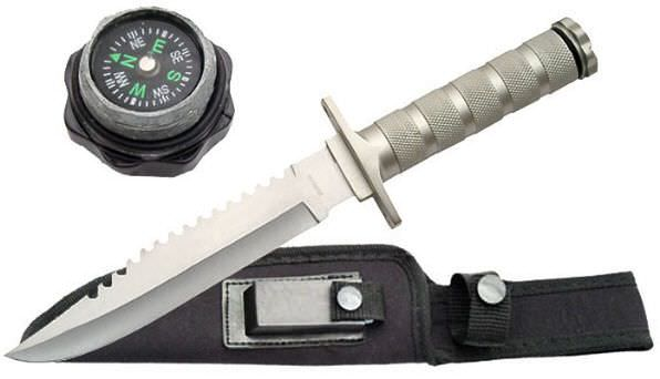 12in Military Survival Knife 210681SL