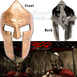 300 - Spartan Warrior Helmet
