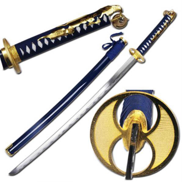 40IN Blue Dragon Sword SK712-385