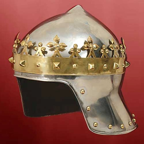 Richard the Lionheart Helmet