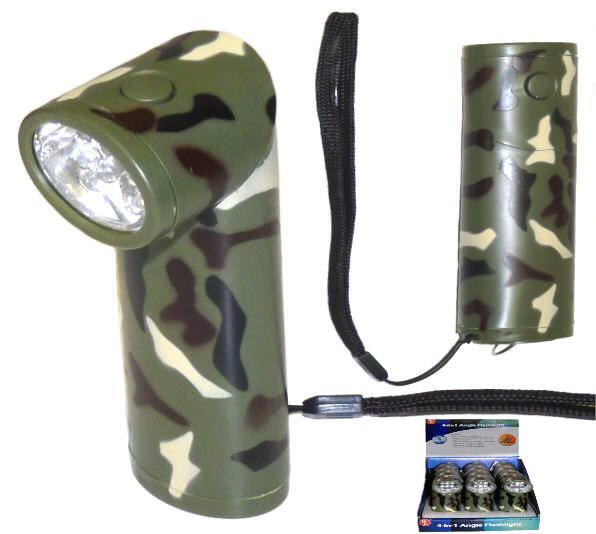 4 in 1 Military Style LED Light FL303-12