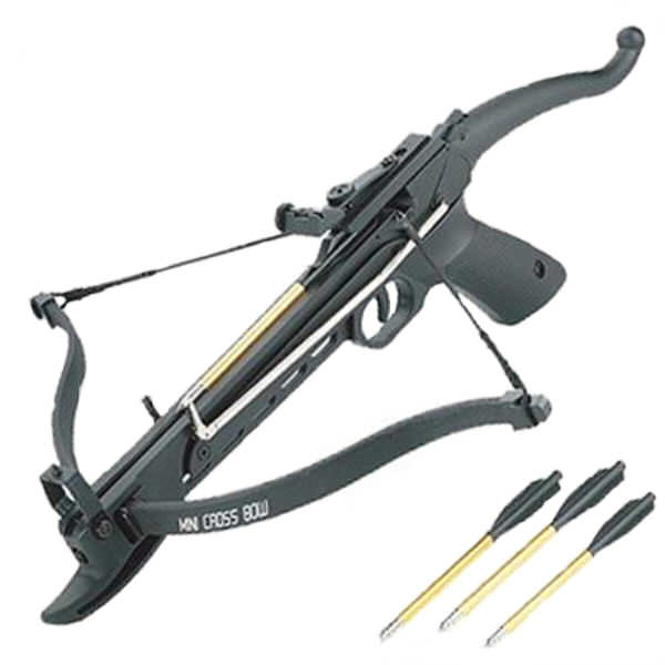 80 pound Self-Cocking Crossbow MK80A4PL