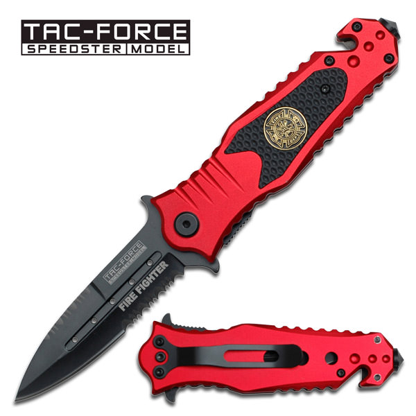 AO Fire Fighter Rescue Knife TF700FD