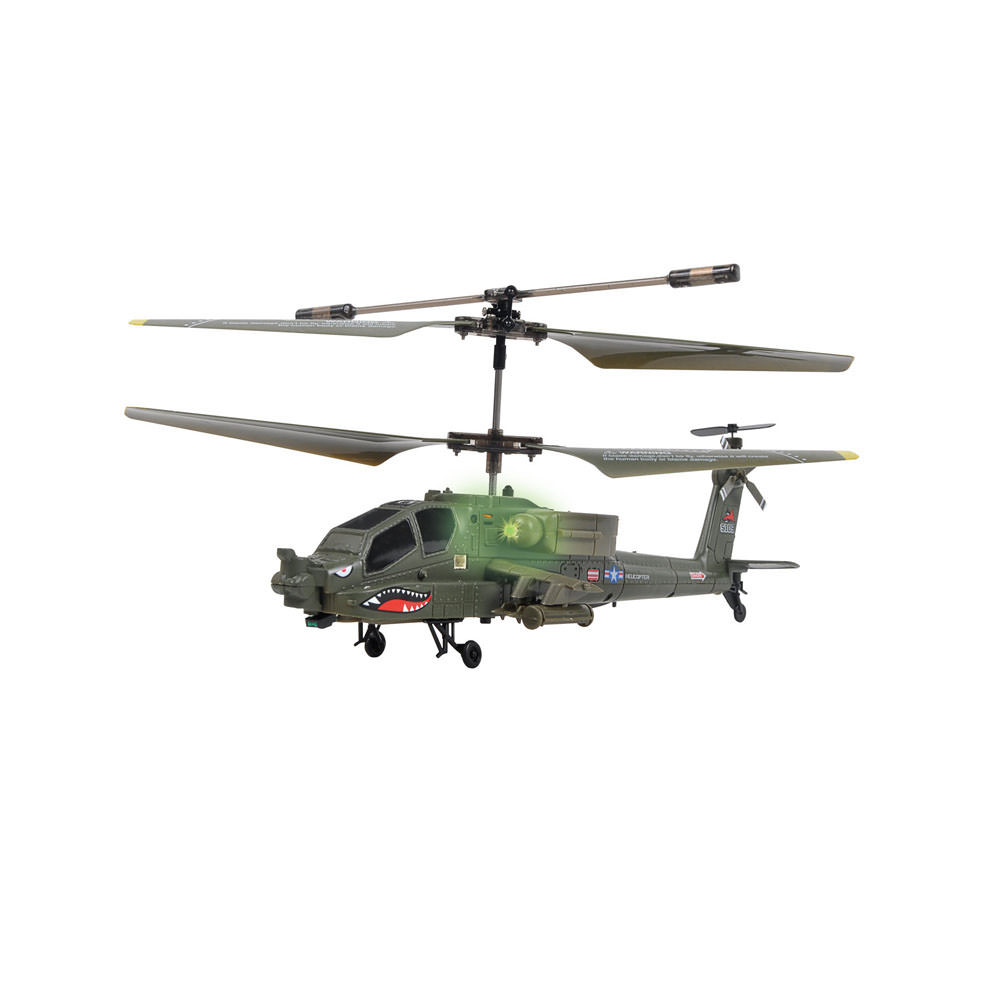 Apache Gyro Remote Control Helicopter
