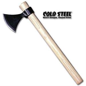 """Cold Steel Norse Hawk Axe 19"""""""
