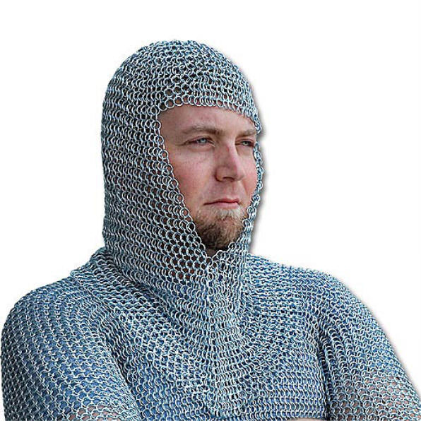 Chain Mail Hood IN341