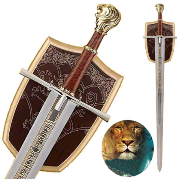Chronicles of Narnia Peter's Sword - Lion Head