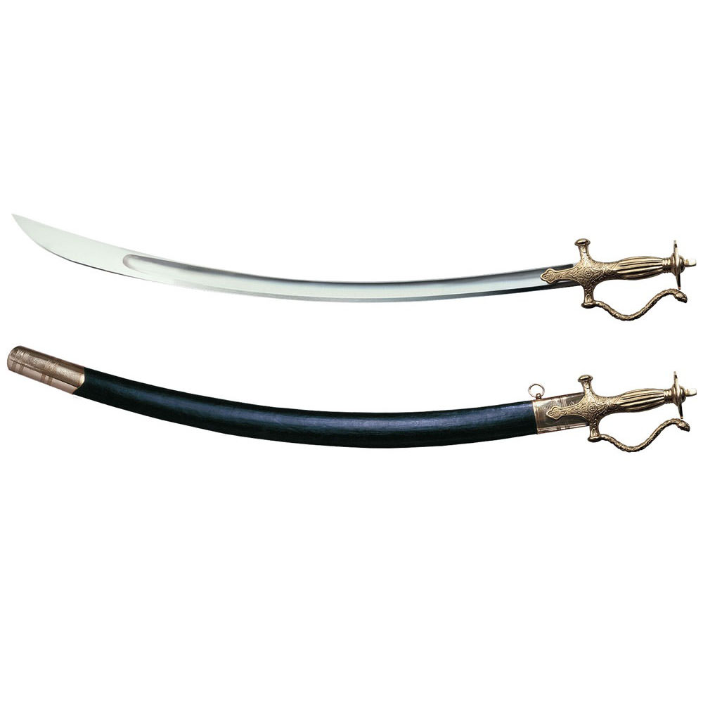 """Cold Steel Talwar Saber and Scabbard 39"""""""