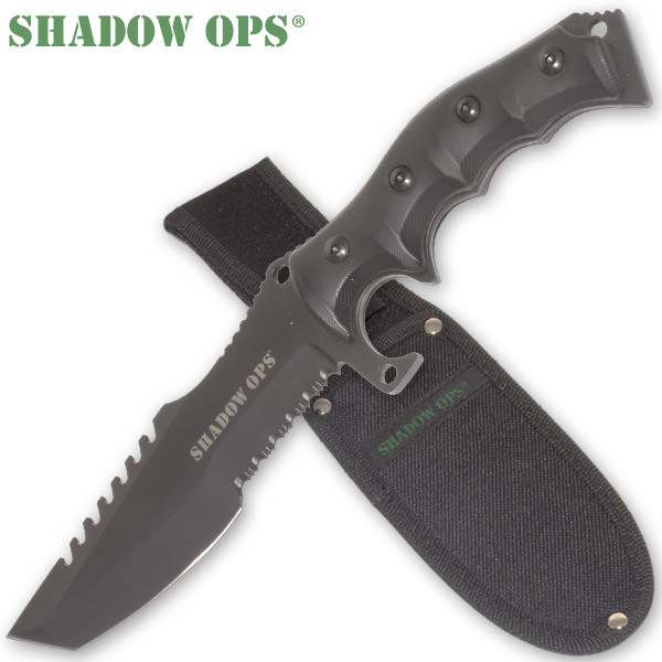 EXTREME Tactical Fighting Knife CLD157BK