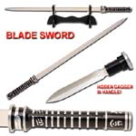 """Blade - 36 1/3"""" Sword of the Daywalker w/stand"""