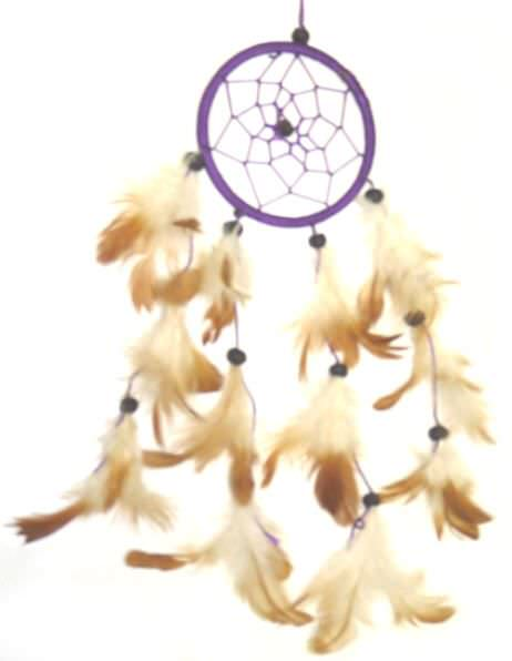Native American 3in Dream Catcher 2887