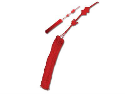 Tai Chi Sword Long Red Tassel