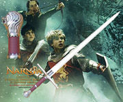 """The Chronicles of Narnia - Peter's Sword 44"""""""