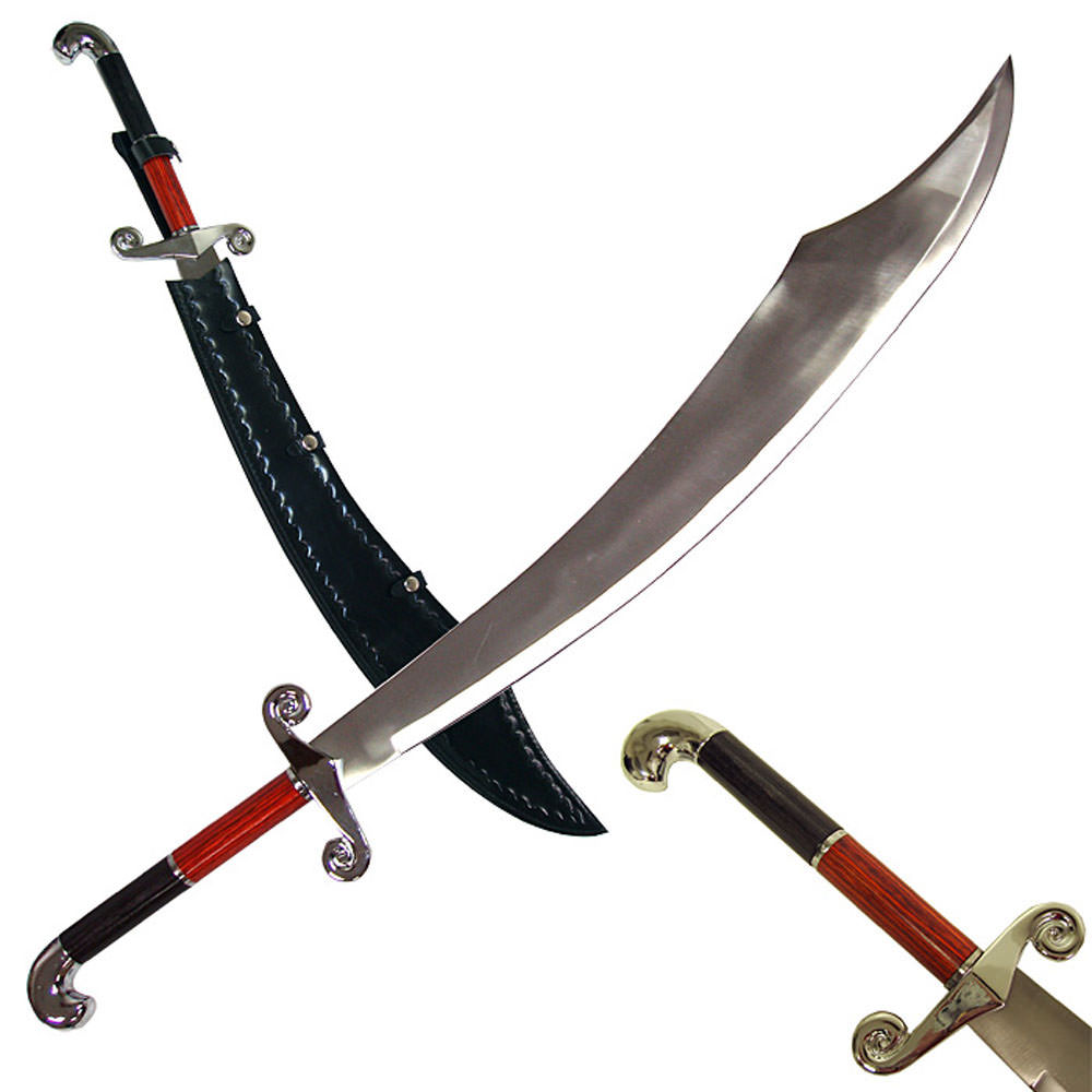 Persian Warrior Scimitar 37""