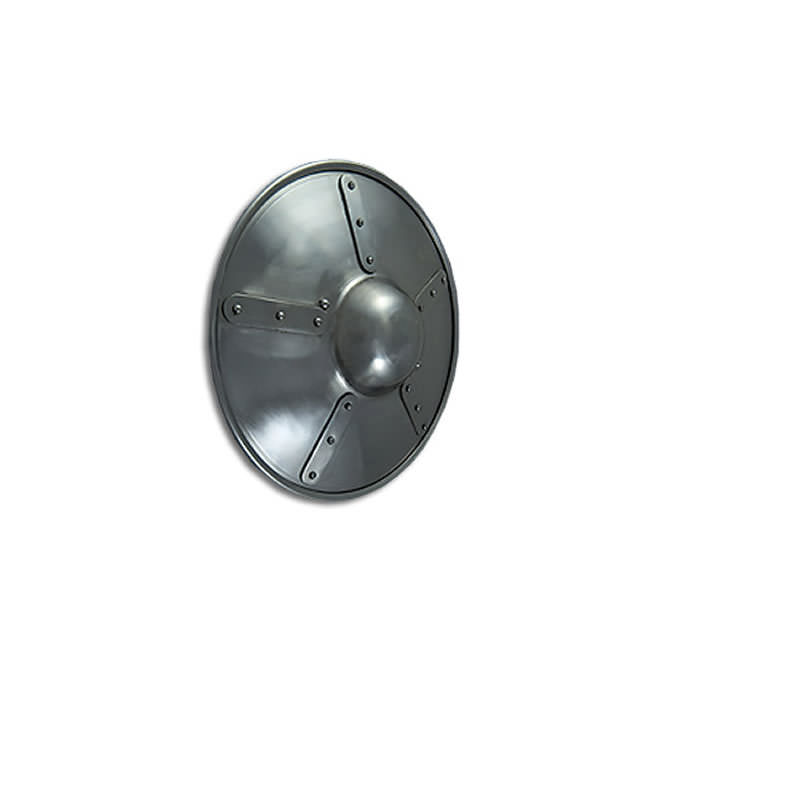 """Plated Buckler 14G 12"""""""
