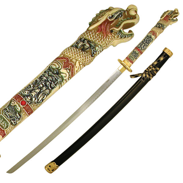 Sword of the Immortals Open Mouth JL003
