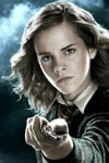 1 Hermione Granger's Style Wand from Harry Potter