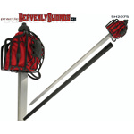 Hanwei - Practical Basket Hilt Backsword